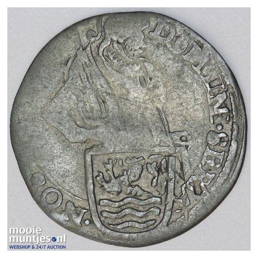 Zeeland - Kwart snaphaanschelling - 1584 (kant B)
