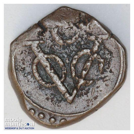 stuiver - Ceylon 1795 (KM 26) (kant B)
