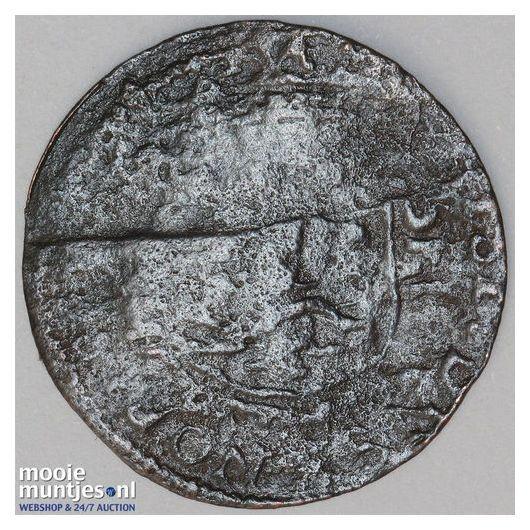 Friesland - Duit - 1626 (kant B)