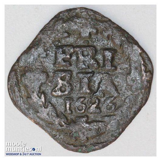 Friesland - Duit - 1626 (kant A)