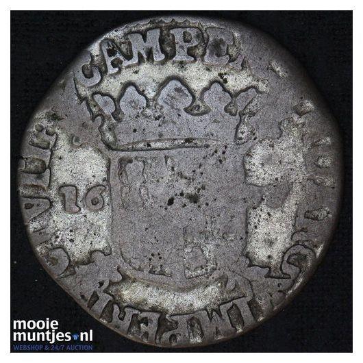 Kampen - Rijderschelling - 1682 (kant A)