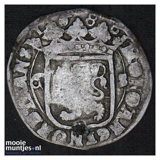 Overijssel - Rijderschelling - 1686 (kant A)