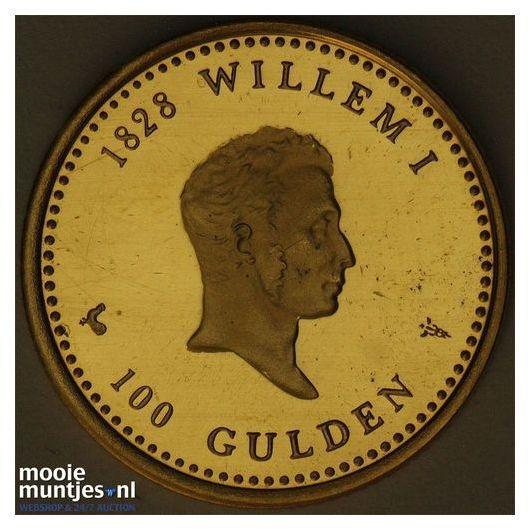 Nederlandse Antillen  - 100 gulden - 1978 PL (kant B)