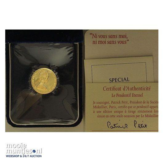 100 dollars - British Virgin Islands 1975 Proof (KM 7) (kant B)