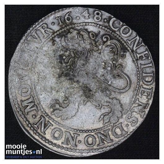 Utrecht - Leeuwendaalder - 1648 (kant A)