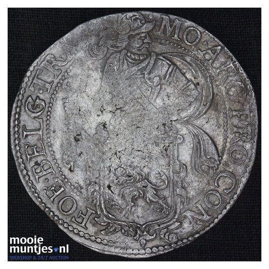 Utrecht - Leeuwendaalder - 1648 (kant B)