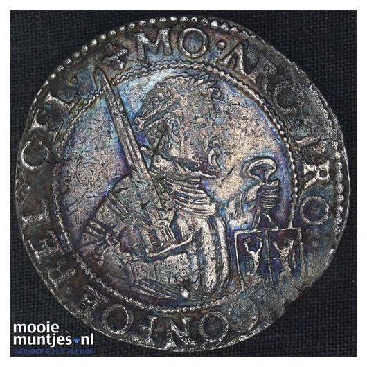 Gelderland - Nederlandse rijksdaalder - 1611 (kant B)
