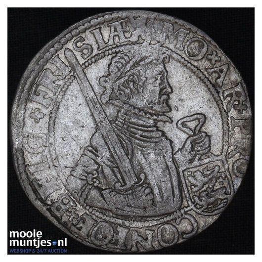 Friesland - Nederlandse rijksdaalder - 1607 (kant B)