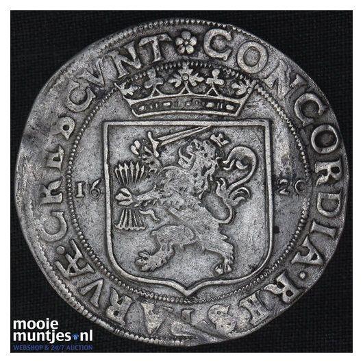 Friesland - Nederlandse rijksdaalder - 1607 (kant A)