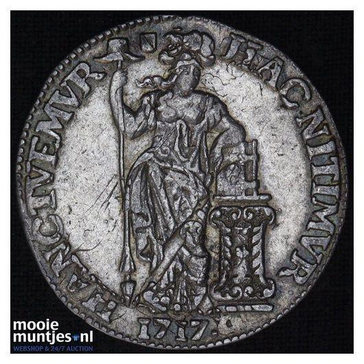 Utrecht - Gulden - 1698 (kant A)