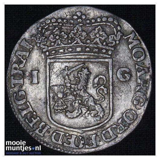 Utrecht - Gulden - 1698 (kant B)