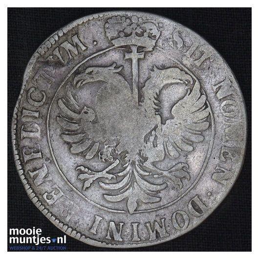 Stad Groningen - Florijn - 1692 (kant B)