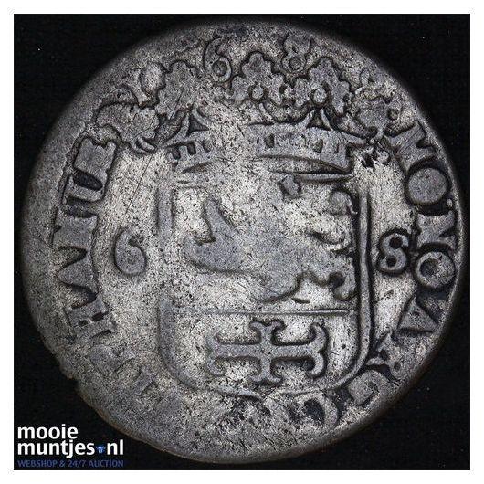 Zwolle - Rijderschelling - 1683 (kant A)