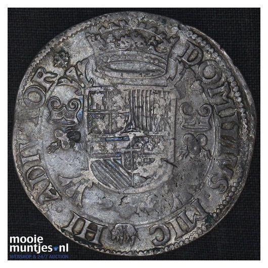 Gelderland - Philipsdaalder - 1558 (kant B)