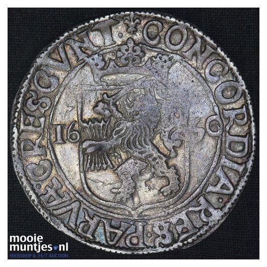 Gelderland - Philipsdaalder - 1558 (kant A)