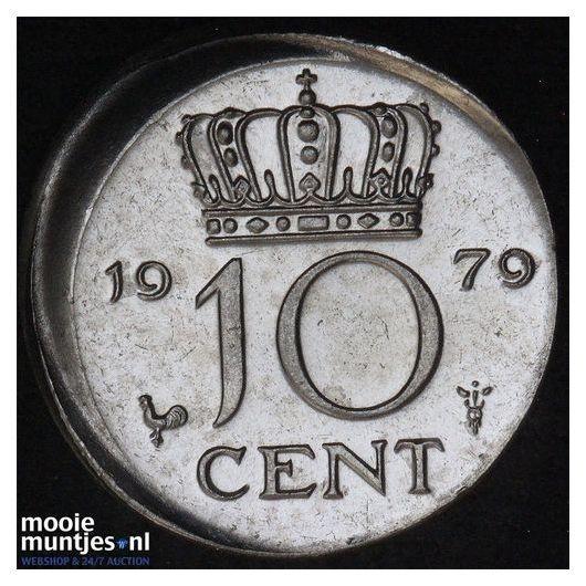 10 cent - Juliana - 1978 (kant A)