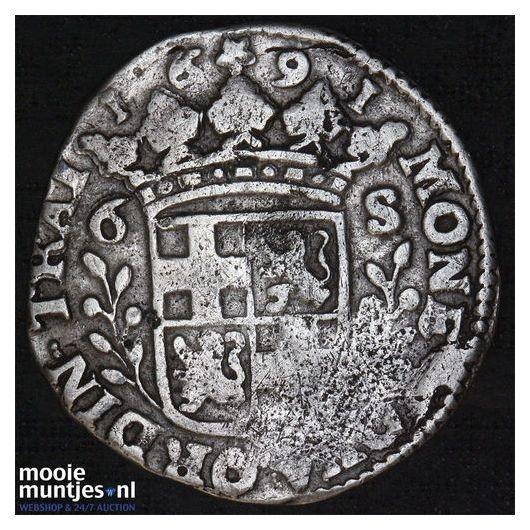 Utrecht - Rijderschelling - 1691 (kant A)
