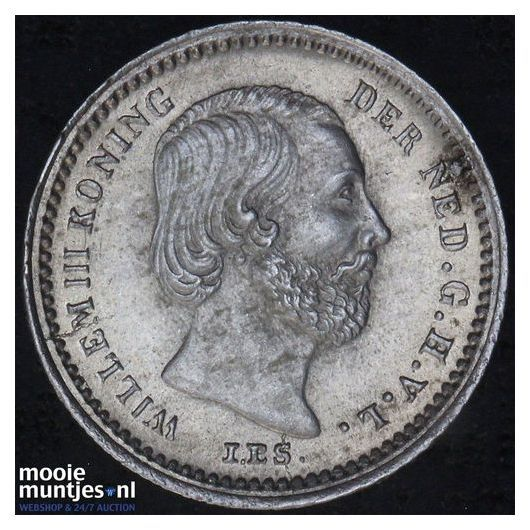5 cent - Wilhelmina - 1907 (kant B)