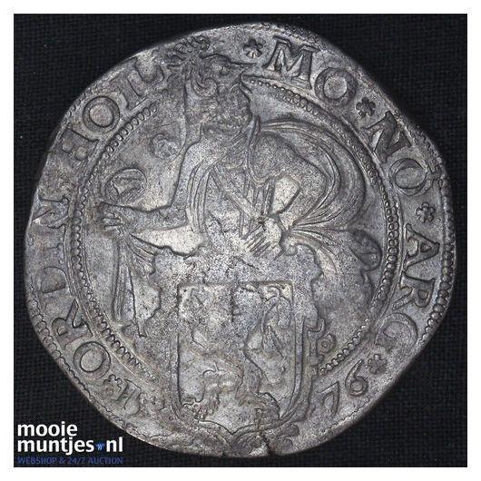 Holland - Leeuwendaalder - 1576 (kant A)
