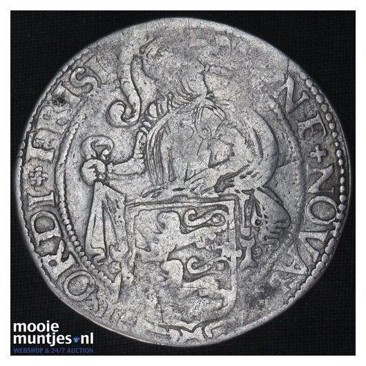 Friesland - Leeuwendaalder - 1604 (kant A)