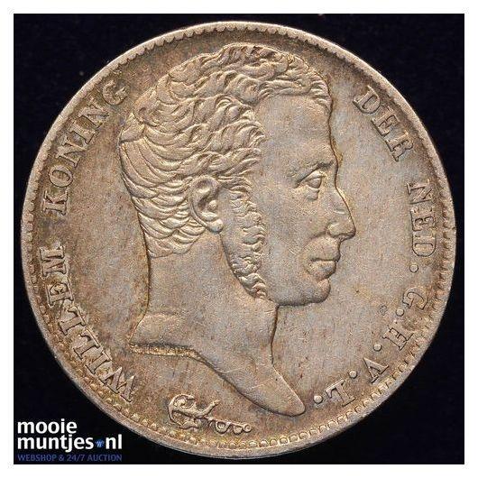 25 cent - Wilhelmina - 1917 (kant B)
