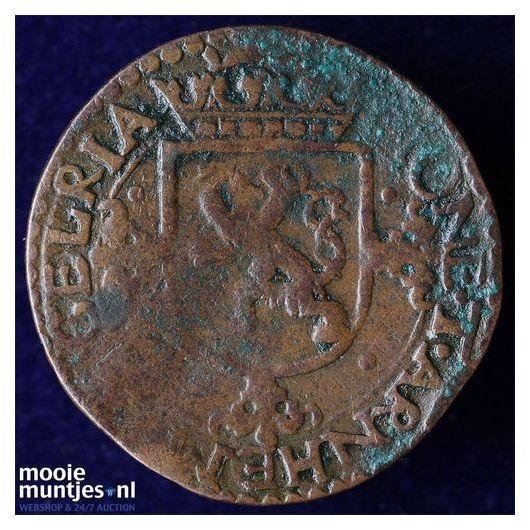 Arnhem - Duit - z.j.(1596-1598) (kant A)