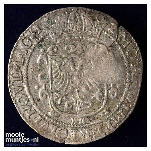 Nijmegen - Rijderschelling - 1690 (kant A)