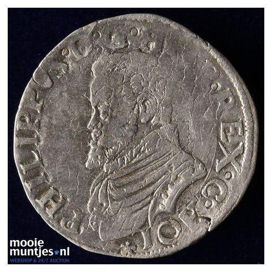 Holland - Vijfde Philipsdaalder - 1567 (kant B)