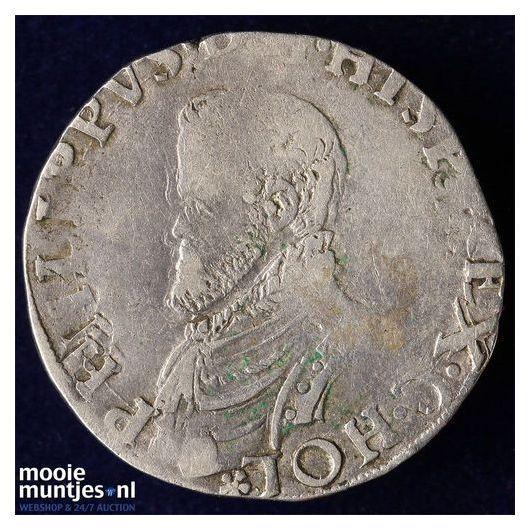 Holland - Vijfde Philipsdaalder - z.j. (1562-1564)) (kant A)