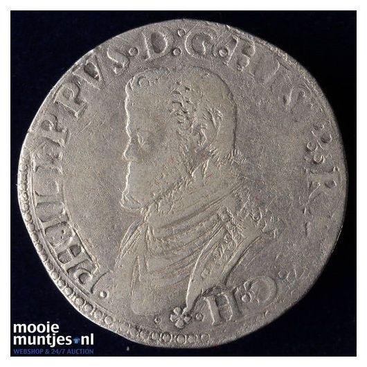 Holland - Vijfde Philipsdaalder - z.j. (1562-1564) (kant A)