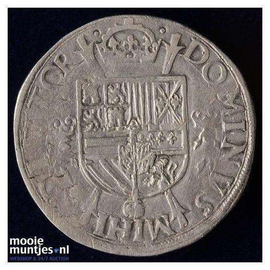 Holland - Vijfde Philipsdaalder - z.j. (1562-1564) (kant B)
