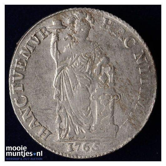 Holland - Gulden - 1765 (kant A)
