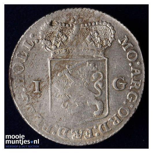 Holland - Gulden - 1765 (kant B)
