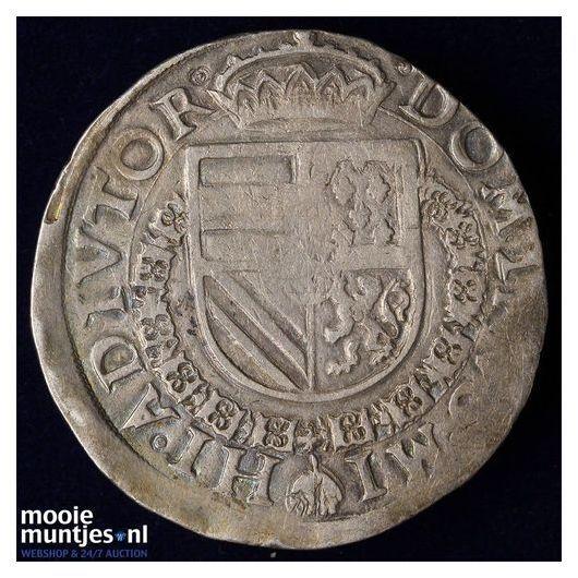 Holland - Bourgondische kruisrijksdaalder - 1567 (kant B)
