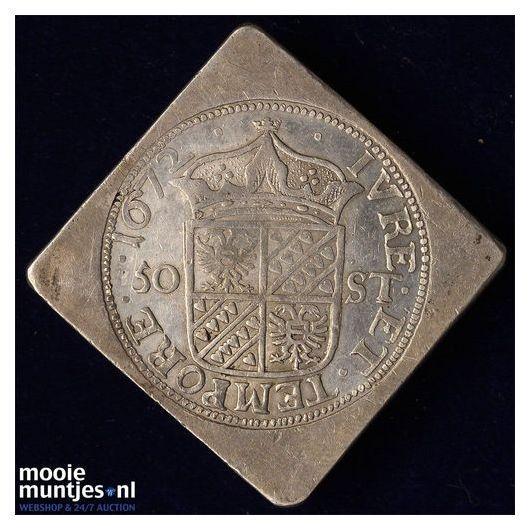 West-Friesland - Gouden dukaat - 1635 (kant A)