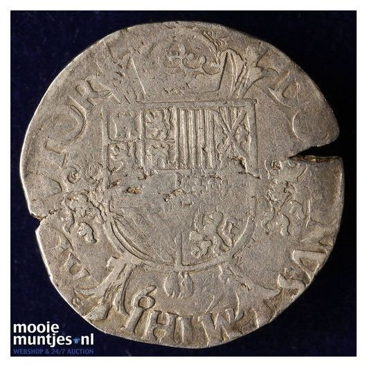 Holland - Vijfde Philipsdaalder - 1567 (kant A)